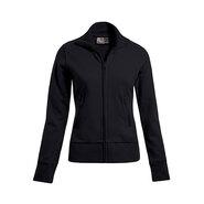 Mujeres chaqueta de la mujer Stand Up Jacket collar de la chaqueta