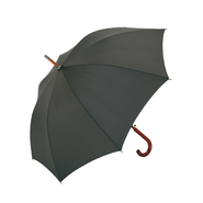 Automatic wooden cane umbrella