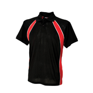 Mens Jersey Team Polo