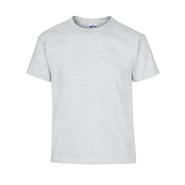 T-shirt de jeunesse en coton épais?