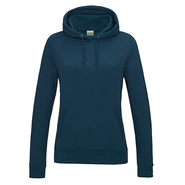 Sudadera con capucha girlie college