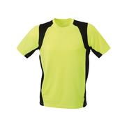 Camiseta de correr para hombres