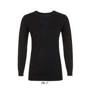 Pull femme gingembre