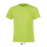 Camiseta de cuello redondo Fit Regent para niños