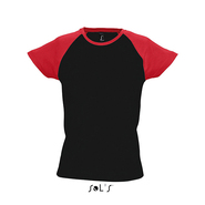 Women´s Raglan Colour-T Milky