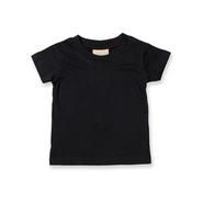 T-shirt à encolure ras du cou pour bébés et enfants
