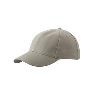 Cappello a 6 pannelli stretto sulla fronte