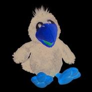 Karl corvo peluche
