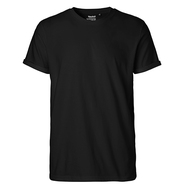 T-Shirt Manichette Uomo Roll Up