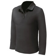 Mens Longsleeve Polo