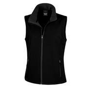 Ladies Printable Soft Shell Bodywarmers