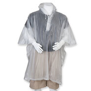 poncho de lluvia