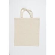 Cotton bag short handle