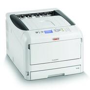 OKI Pro8432WT Stampante per toner bianco A3