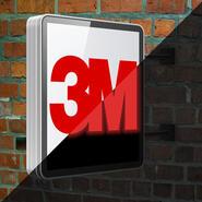 3M Scotchcal 3635 22 nero semilucido 122 cm