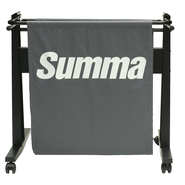 Stand with basket for SummaCut D60R-2E