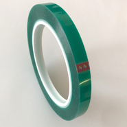 Thermoband transparent grün - 10mmx66m