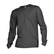 T-shirt unisexe à manches longues en jersey fin