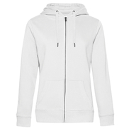 QUEEN Zipped Hood Jacket /Women
