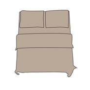 Pillow Case - 50 x 70 cm