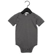Body de manga corta de jersey de bebé