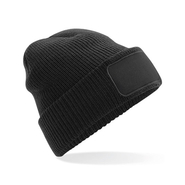 Thinsulate ™ patch beanie