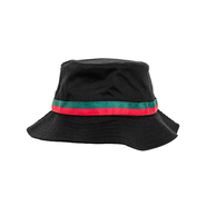 Stripe Bucket Hat
