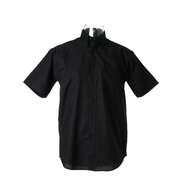 Men`s Classic Fit Workwear Oxford Shirt Short Sleeve
