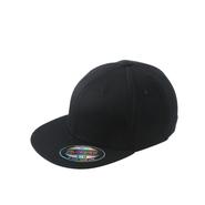 6 Panel Flexfit® Flat Peak Cap