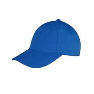 Gorra de perfil bajo de algodón cepillado Memphis