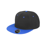 Bronx Original Flat Peak Snapback Dual Colour Cap