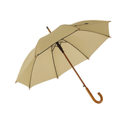 Automatic wooden umbrella tango