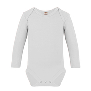 Long Sleeve Baby Bodysuit Polyester