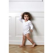 Bebés de manga larga Body Stocking
