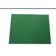 Secabo FC100 cutting pad green