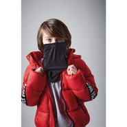 Junior Softshell Sports Tech Neck Warmer