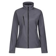 Womens Ablaze 3-layer Printable Softshell Jacket