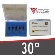 5 couteaux de traînée 30 ° pour Vulcan