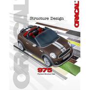 ORACAL 975HC Premium Structure Cast 933 Tin Metallic Honeycomb 152cm x 10m