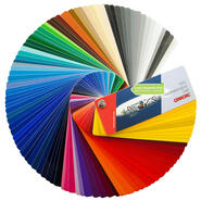 ORACAL Farbfächer Serien 8500/8800