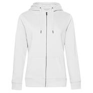 QUEEN Zipped Hood Jacket / Women
