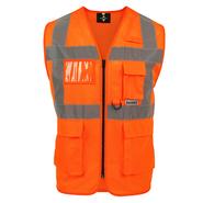 Mesh multifunction vest