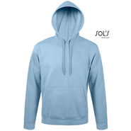 Unisex hooded sweatshirt snake