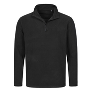 Fleece half-zip