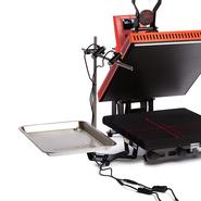 Laser double croix avec porte-accessoires pour attache rapide et module de rangement