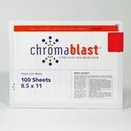 100 fogli carta Chromablast A3