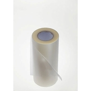 transparent, thin vinyl, 100ym, 100m x 30,5cm