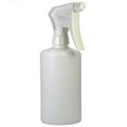 Spray bottle for wet bonding