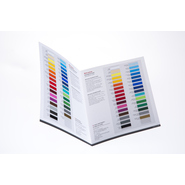 YOW! color chart standard glossy and matte
