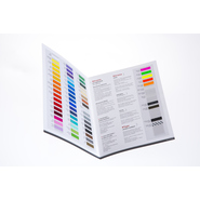 YOW! Color chart pro glossy and special colors